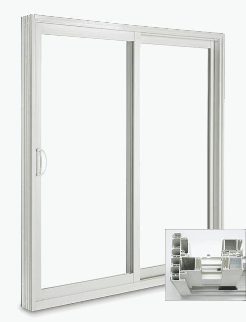 victorian patio door